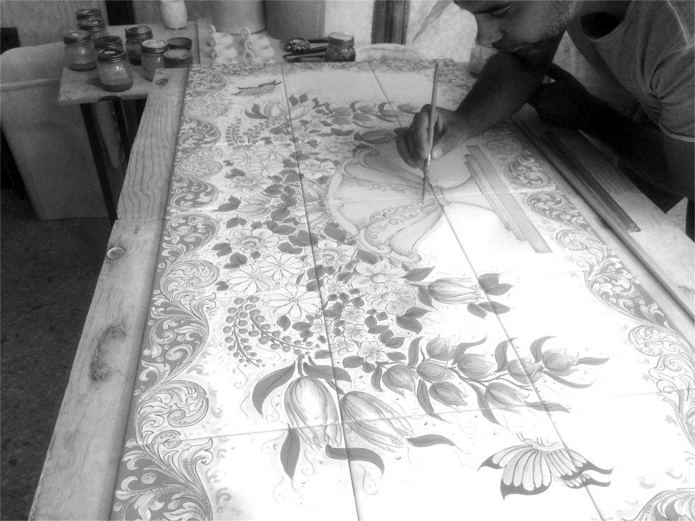 Agatino Caruso Artista Ceramista