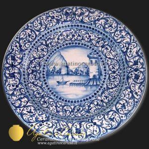 Piatto Ceramiche di Caltagirone
