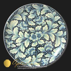 Piatto da parete Ceramiche di Caltagirone