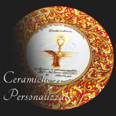 Ceramiche personalizzate