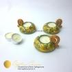 Bomboniera in ceramica di Caltagironeiera in ceramica di Caltagirone