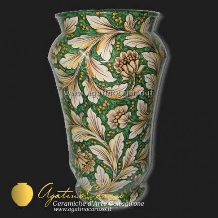 Portaombrelli ceramica di Caltagirone